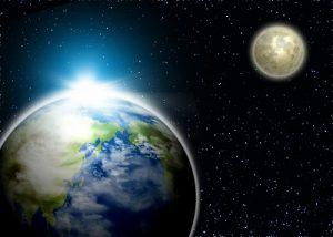 3月20日は宇宙レベルでの元旦、月の浄化力で開運体質へ