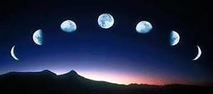 スタートダッシュにふさわしい新月!