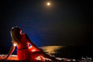 愛の月相=月相15の今日、おさらいしたい【月光浴】のやり方とその効果