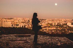 今日の月いつ見ればいいの?簡単にわかる今日の月時間