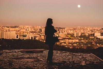 【8の数字と水瓶座の月食】願いを叶える月の魔法