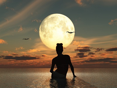 うお座満月で、頑張り続ける自分に一区切り。今日は感謝のボディケアを!