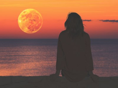 おひつじ座満月の恩恵を身体全体で受けとるには!ポイントは「感謝の循環」