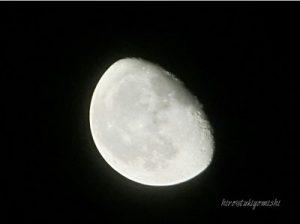 今日は月のリズムにおけるラッキーday!?今日1日の月からのメッセージを読み解くと。