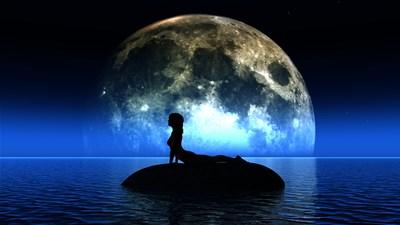 月からのメッセージはしっかりとカラダとココロに届いている!