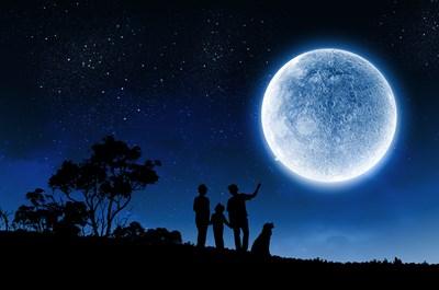 1/31はblue moon&皆既月食!スペシャルなタイミングで改めて毎日の生活に『月』を意識する