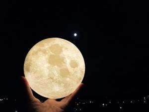 本来のあなたを生きる2018年に!月のリズムで自然なあなたに還る心地よさを