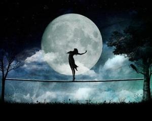 生まれた月の満ち欠け(月相)でわかる4つのグループ。パーソナルなあなたの輪郭が見えてきます。
