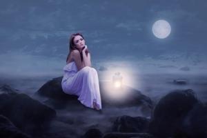 もうすぐ満月。そこから下弦の月までの8日間が心と身体をピカピカにする絶好のチャンスです!