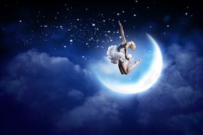 明日は射手座下弦の月~あなたの夢は夢物語では終わらない~