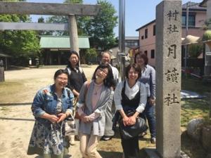 愛知月読神社ツアー報告・写真あり】地域の繁栄を願い、住む人びとを優しく見守る月読神社