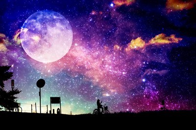 「新月の願い」を「満月に叶える」方法【射手座満月のおまじない】