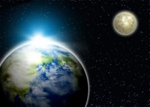 これ「引き寄せ」ですよ。  月のリズムは、ココロとカラダを整え、よい氣が入ってくるポイント。