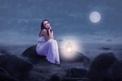 みずがめ座満月&皆既月食のパワフルな今日。なのに、前進を妨げる気持ちが出てきた方へのバッチフラワーレメディ