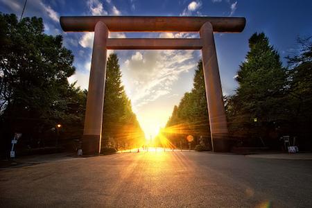 宿曜(月花占術)でわかるあなたの守護神・おすすめ神社~秋の行楽に