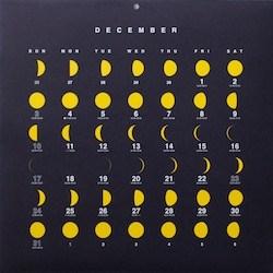 月のカレンダー・月のパワーで毎日を豊かに生きる