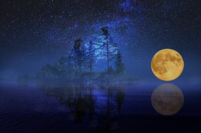 日常をもっと豊かに過ごすために新月・満月の 月の周期を意識した生活始めてみましょう