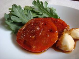 月相17:トマトの生姜焼き<br>【朝岡せんの月よみ薬膳】