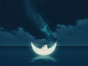 出会い・引き寄せのお月さまは、輝く笑顔がお好き。  今日からニッコリ習慣はじめよう。