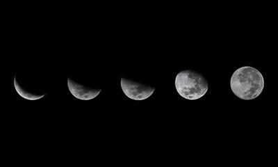 月はめぐります。不安や迷いがあっても大丈夫!