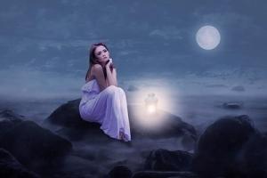 「今夜乙女座満月の開運ポイント~春分からのスタートを心地よく切るために~」
