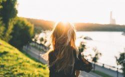 明日は特別な日。純粋無垢な魂を呼び覚まして、あなたらしく洗練された美しさを手に入れる♡