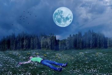 いつも忙しいあなたへ「満月の日はボーッとする」をお勧めする理由