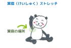 わきのストレッチ~箕宿<br>【宿曜ストレッチ】
