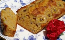 欠けていくお月様とともにデトックス。  気合も甘さも控えめなパウンドケーキはいかがですか。