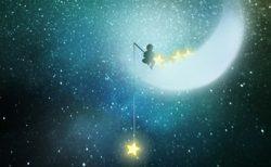 6月の幸運期を逃すなんてもったいない。「月」を使って  天空の後押しをキャッチする。