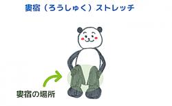 すねのストレッチ~婁宿<br>【宿曜ストレッチ】