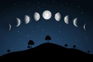 月と太陽がコラボした暦は、日々の暮らしを豊かにする