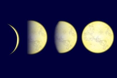 カラダにイイこと始めたい方へ! 月の満ち欠けに合わせたライフスタイル満月(+)期編