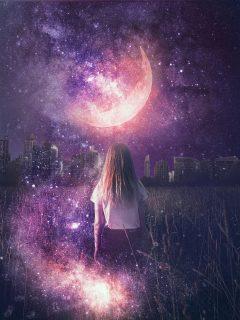 下弦の月の今日は、心臓と腎臓! ~月の満ち欠けを利用した効果的な身体ケア~