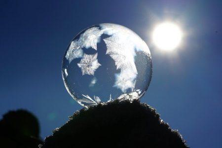 うお座の季節からおひつじ座へ キラキラの結晶が今、魂へ受け継がれる