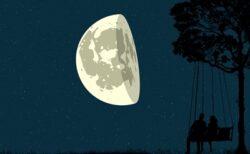 〜本当のあなたで月を見て〜 月とココロと体の関係